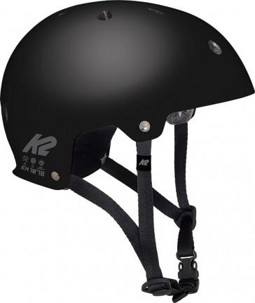 K2 Varsity Helm schwarz