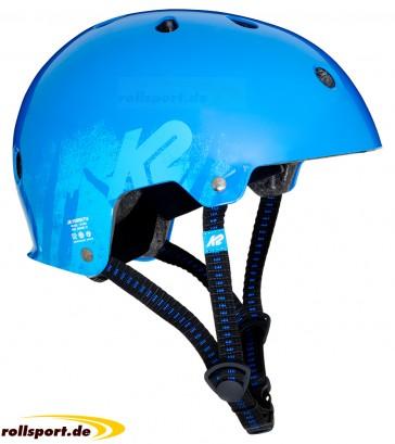 K2 Varsity Kinderhelm blau