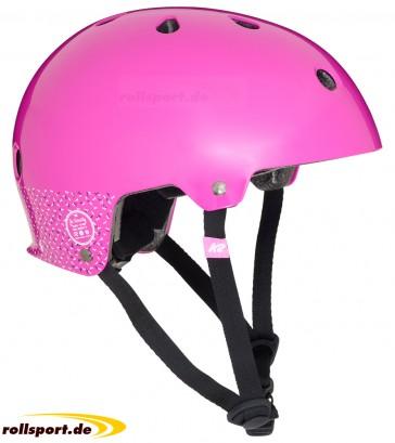 K2 Varsity Kinderhelm Rosa