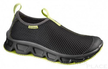 Salomon RX moc black/black/sprout green Schuhe