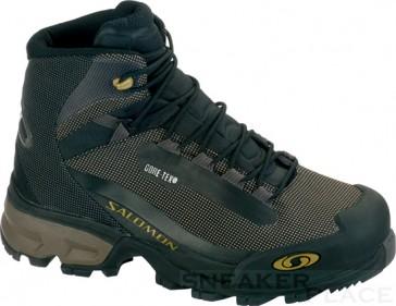 Salomon Revo SCS GTX braun anthrazit Männer Schuhe