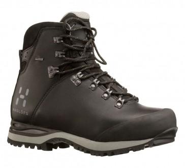 Haglöfs Solid Lite schwarz Schuhe