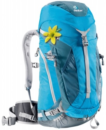 Deuter ACT Trail 28 SL Damen Rucksack blau