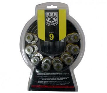 Hyper Kryptonics BSB Abec 9 Kugellager - 16er Pack