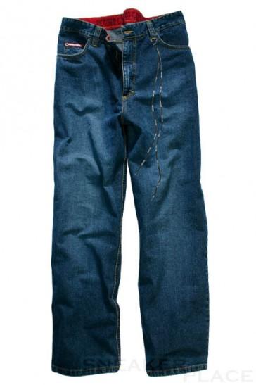 Record Jeans 6-Taschen blau