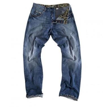 ADDICT Jeans CAMO Pant aged