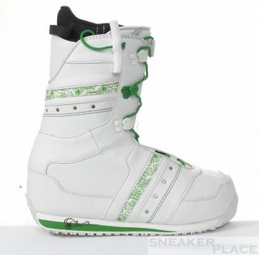 Atomic Kush Snowboard Boots weiss