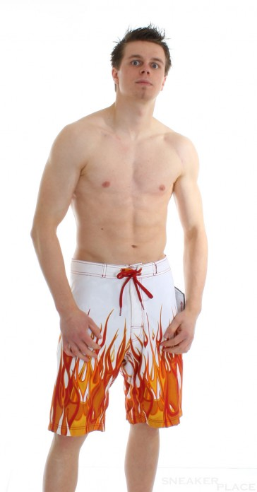 Ripzone Badehose Flames