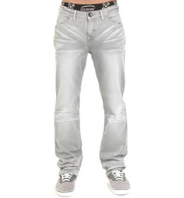 Oxbow Jeans Dexter Denim Stretch grau