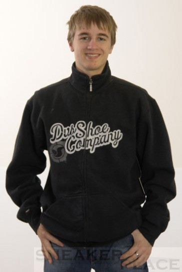 DVS Sweat Jacke Mock Black