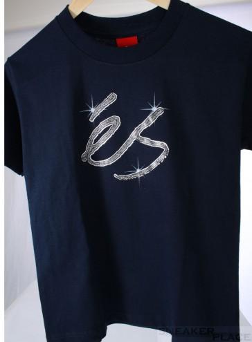 ES Kids T-Shirt Bling Navy