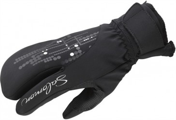 Salomon Nordic Touring Lobster Damen schwarz
