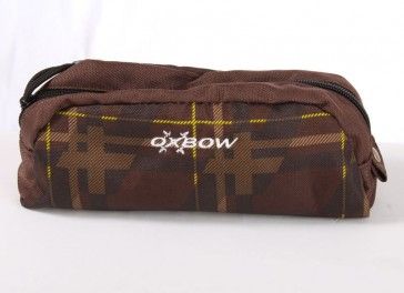 Oxbow Feder-Maeppchen Mora Brown