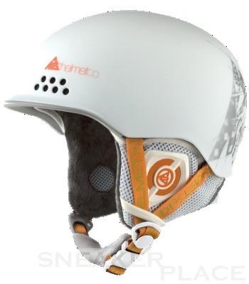 K2 Rival Ski-/Snowboardhelm mit Größenanpassung weiß