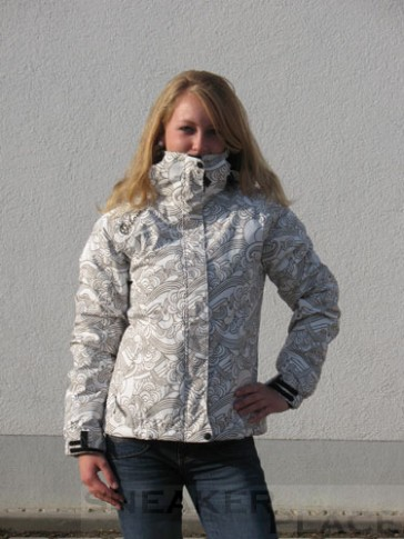Oxbow Ruez Snowboardjacke White