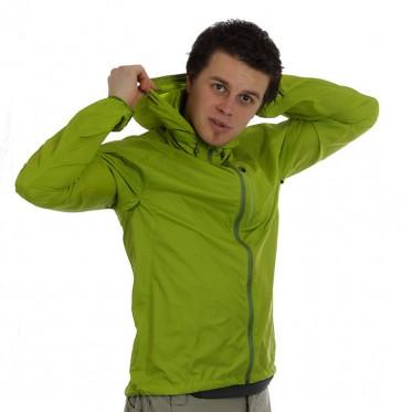 Salomon Fast Wing Jacke kiwi grün
