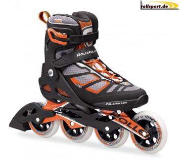 Rollerblade Macroblade 100 Herren orange