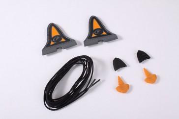 Rollerblade Ersatz Schnürsystem Crossfire orange