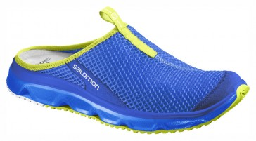 Salomon Rx Slide 3.0 blau grün
