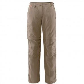 Vaude Farley Zo Pants IV Damenhose muddy