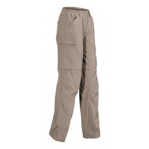 Vaude Farley Zo Pants III Damenhose muddy