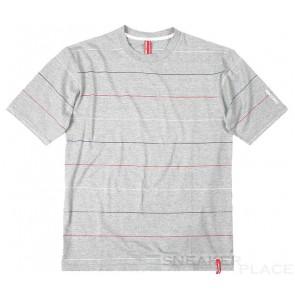 Record Toto t-shirt grau