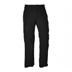 Salomon Quest Zip Off Hose Herren schwarz