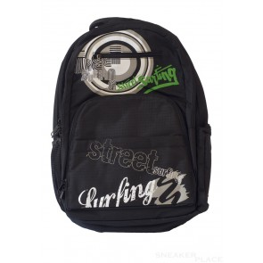 Streetsurfing Backpack Tasche Ventura Black/Green