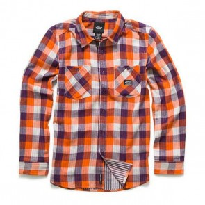 Alpinestars Hemd Television L/S burnt orange