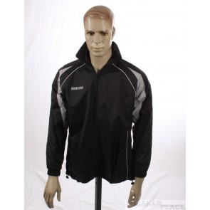 Derbystar Trainingsregenjacke Rio Black