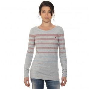 Oxbow Damenshirt Longsleeve Dunkan Grey