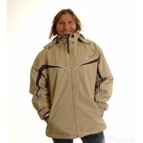 Zembla Snowboardjacke Marco Beige