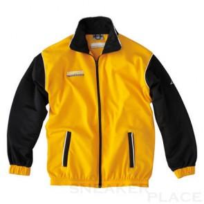 Trainingsanzug Primera gelb/schwarz