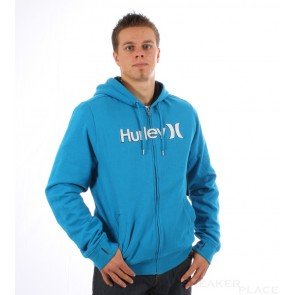 Hurley Zip Hoodie One Sherpa Blue