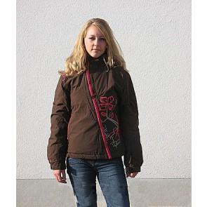 Oxbow Damen Snowboardjacke Ruez Dark Brown