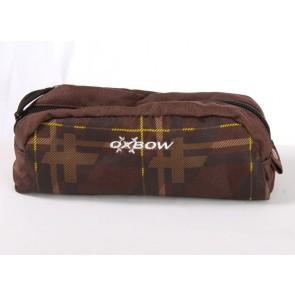 Oxbow Feder-Maeppchen Mora Brown