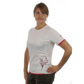 Salewa Sirene Dry Damen T-Shirt weiß