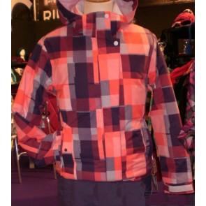 Ripzone Ski- und Snowboard Jacke Basic rot