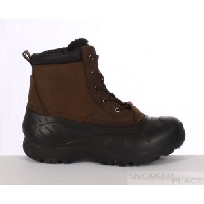 Kamik Surrey Lo Dark Brown Männerstiefel