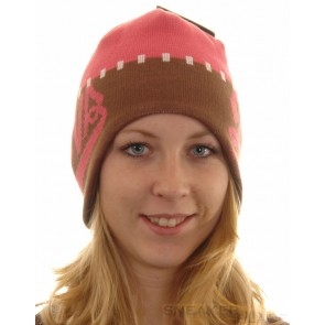 DVS Girls Beanie  Trap brown