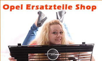 Opel Ersatzteile Shop - Oldtimer - Youngtimer