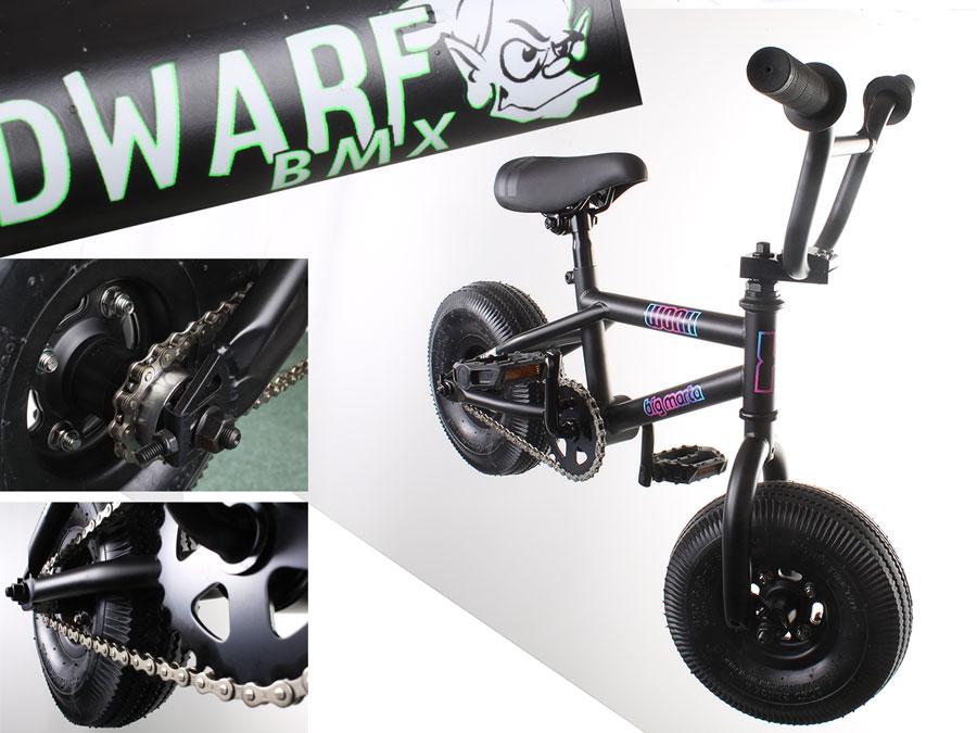 Mini BMX bei Rollsport Mindelheim