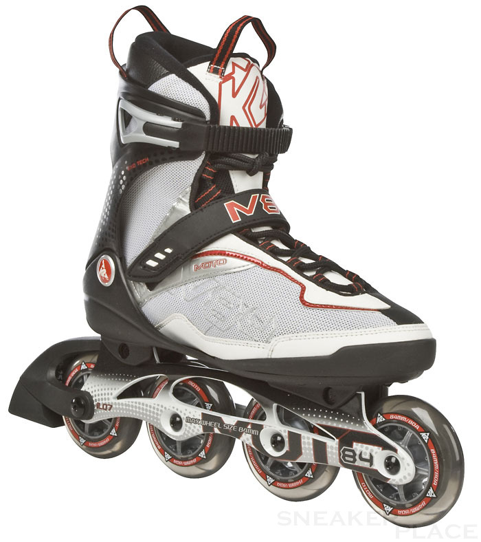 Inline Skates k2 Moto 90 k2 Moto 84 Inline Skate 2010