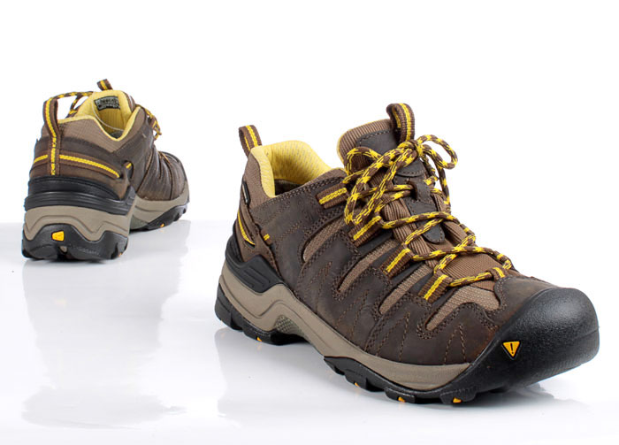 Keen Gypsum Dark Earth/Mimosa Damenschuh