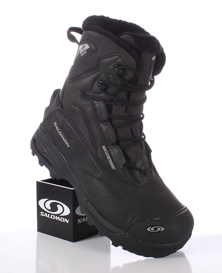 new product d5c73 0591d Salomon Toundra mid WP Herren