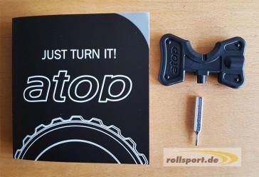 ATOP Werkzeug Virus Disk Hex Tool