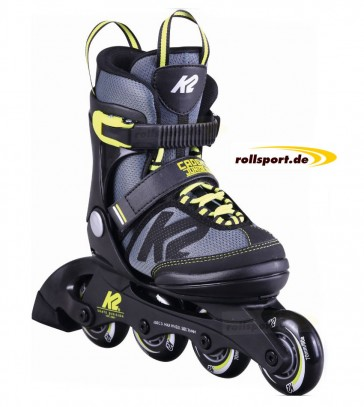 K2 Cadence junior Ltd grau gelb