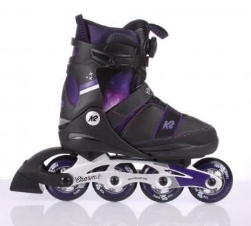 K2 Charm Boa Alu Kinder Skates