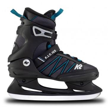 K2 Fit Ice Herren Schlittschuhe schwarz blau