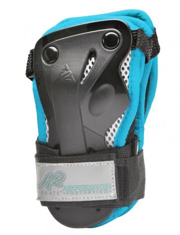 K2 Performance Handgelenkschutz blau